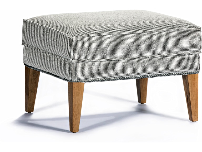 Marshfield Furniture Living Room Non Storage Ottoman 1923 09 At Hennen