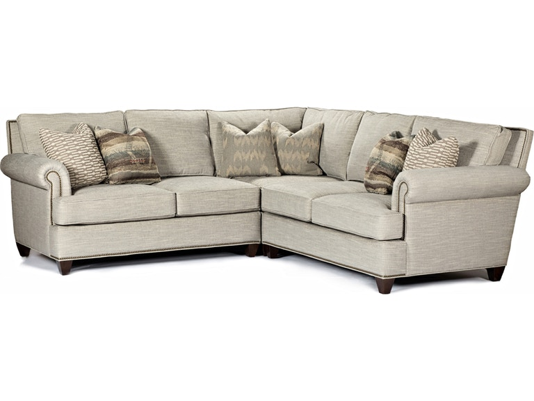 Marshfield Furniture Living Room 1931 Sectional Jernigan Furniture
