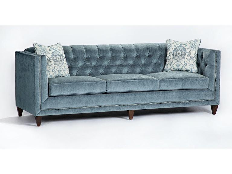 Marshfield Furniture Extra Long Sofa 1934 3x