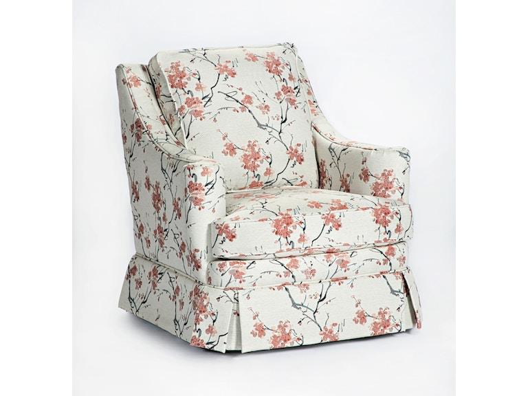marshfield furniture living room swivel chair 193831