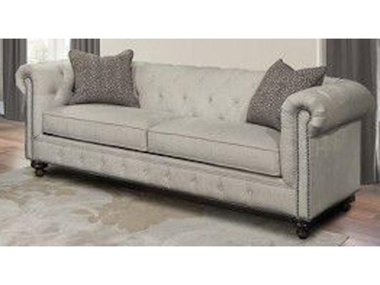 Marshfield Furniture Living Room Sofa 1962-03