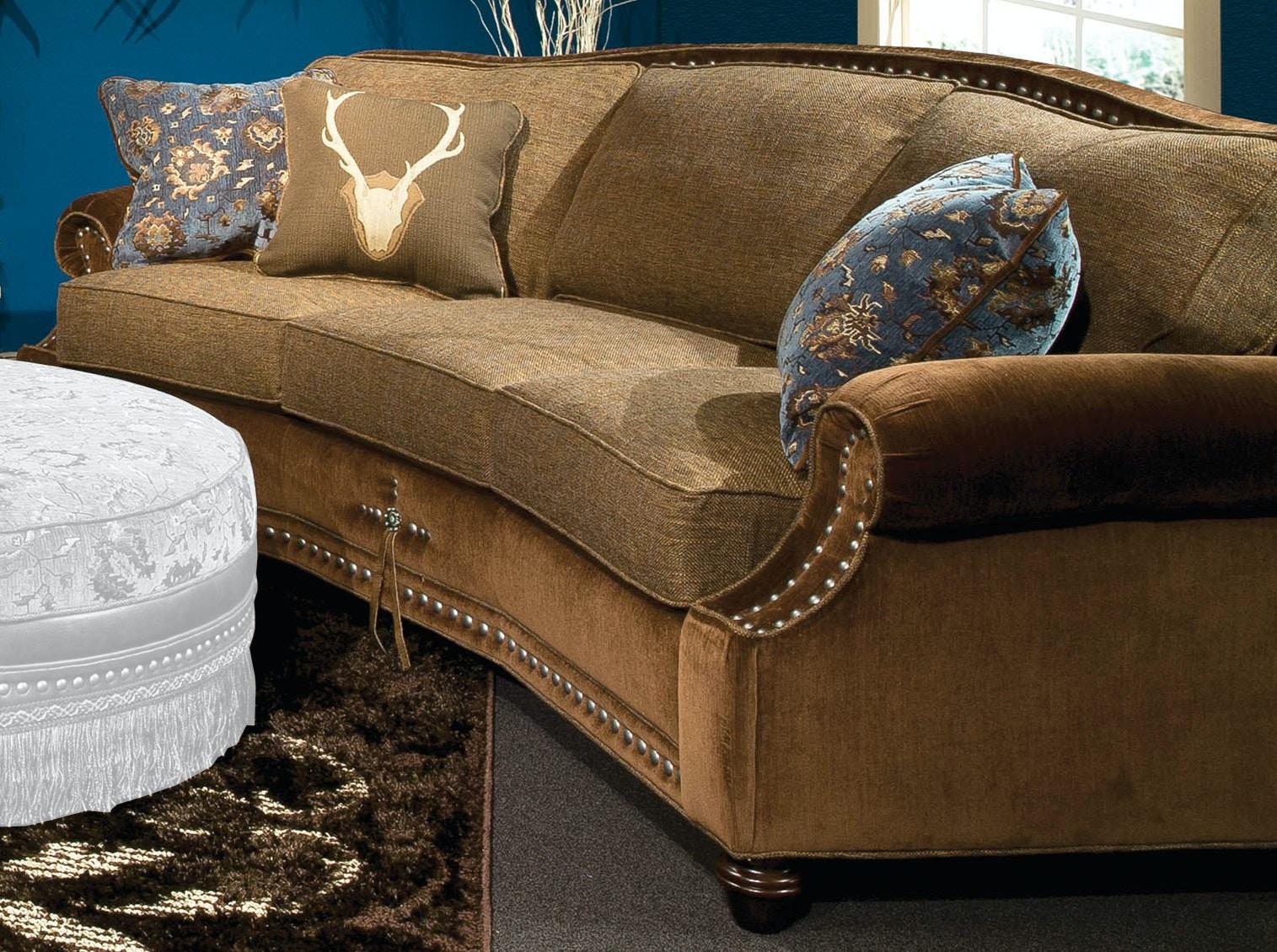 Merveilleux Marshfield Furniture Living Room Conversation Sofa