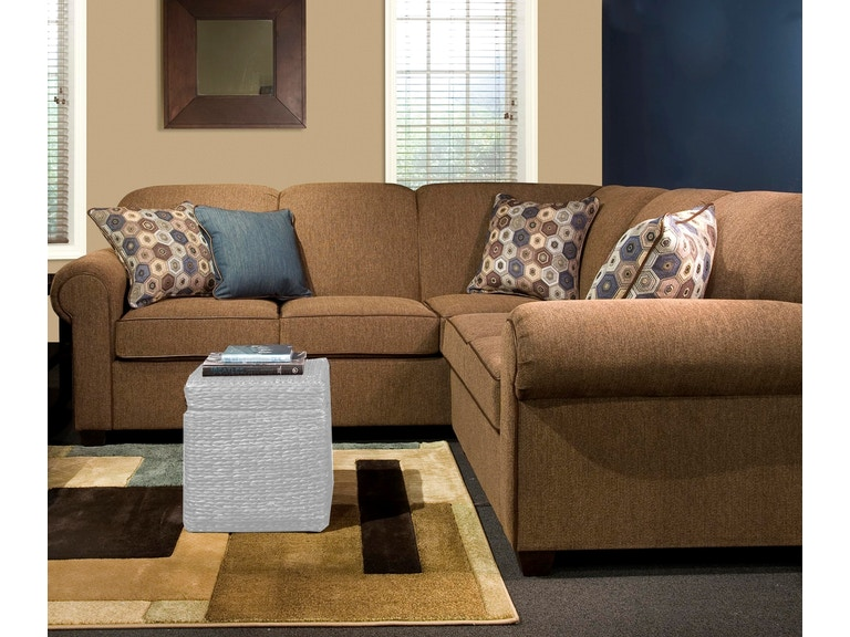 Marshfield Furniture Living Room Mcclain Sectional 2281 Sectional