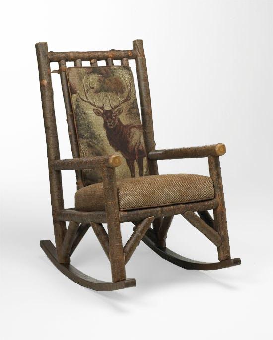 Marshfield Furniture Living Room Rocker Chair