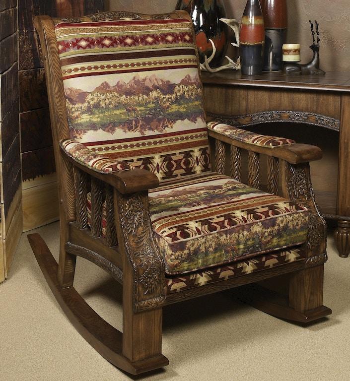 Marshfield Furniture Living Room Rocker Chair 2374-21