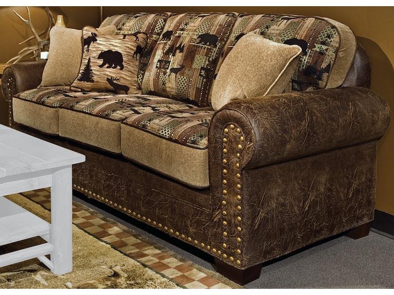 Marshfield Furniture Living Room Sofa 2476 03 At Bennington