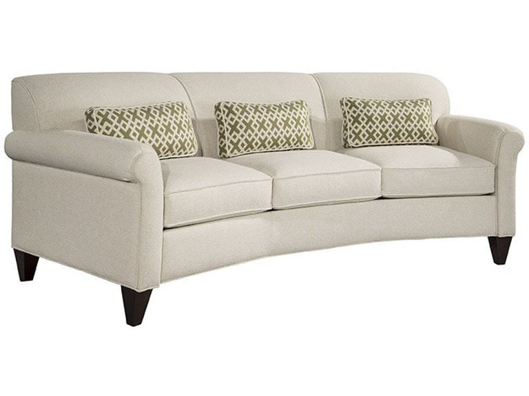 Marshfield Furniture Living Room Conversation Sofa 8000 37 Eller