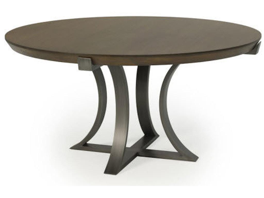 Rc furniture dining room amalfi dining table woodbridge interiors san diego ca - Dining room tables san diego ...