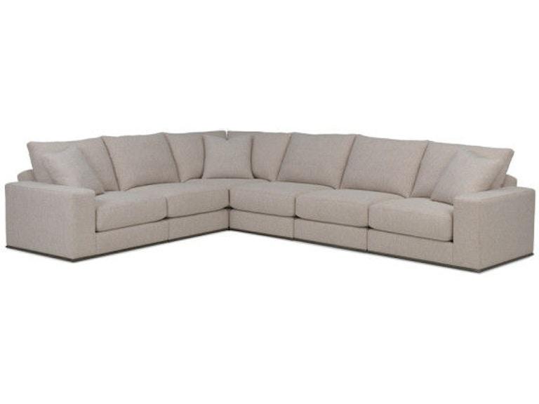 RC Furniture Living Room Archer (Wood Base) Modular ...