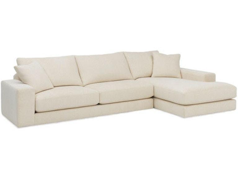 RC Furniture Living Room Archer Sectional - Woodbridge ...