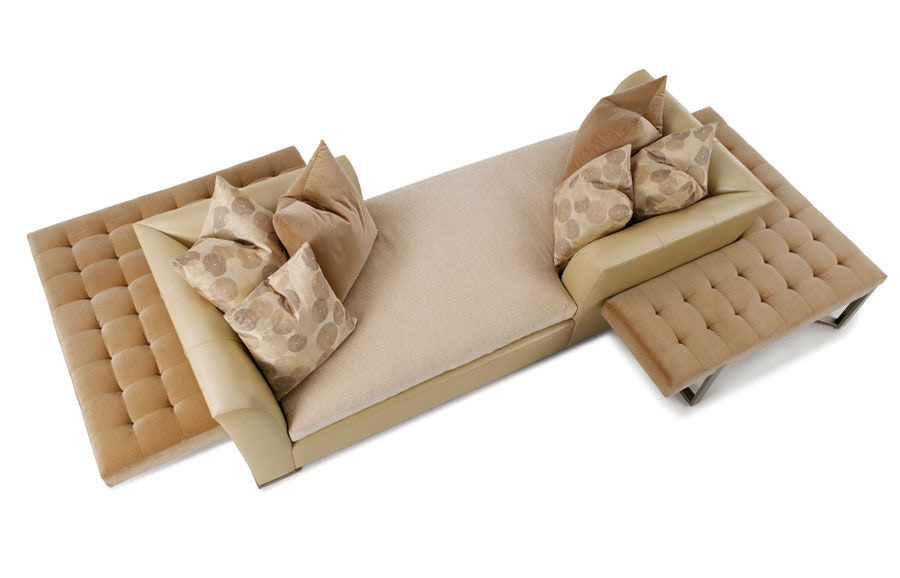 RC Furniture Ari Tete A Tete Sofa