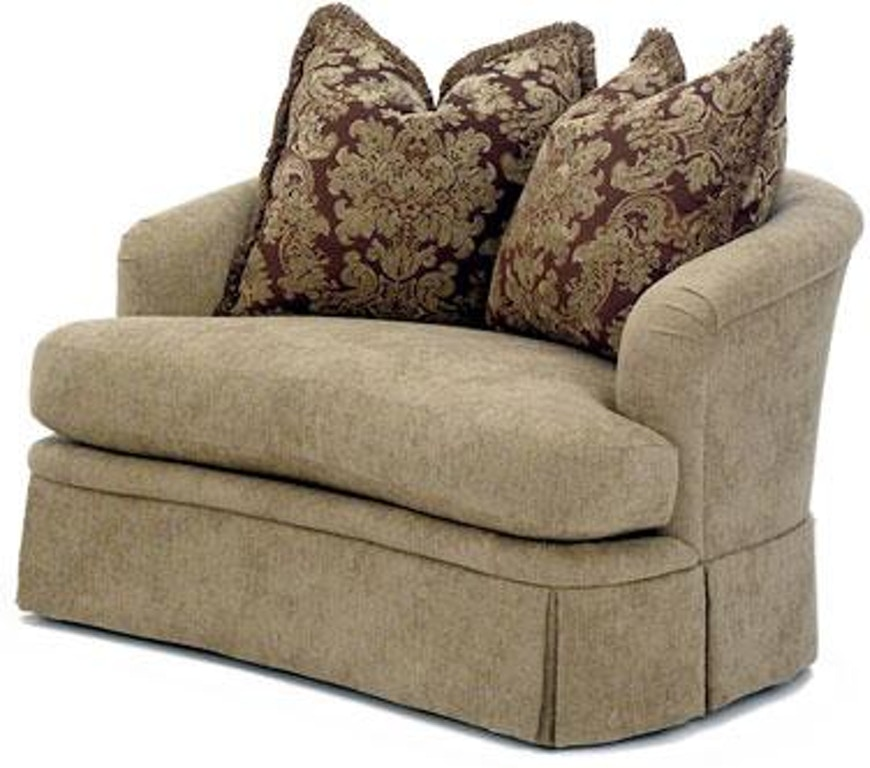 RC Furniture Living Room Chelsea Chair
