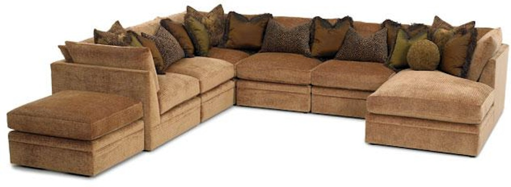 Rc Furniture Living Room Conner Sectional Woodbridge Interiors San Diego Ca