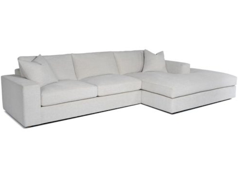 RC Furniture Living Room Dana Point Island Sectional - Noel ...