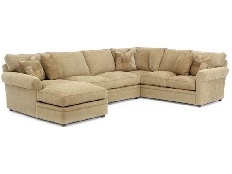 RC Furniture Living Room Hunter Sectional - Woodbridge ...