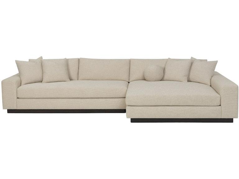 RC Furniture Living Room Imogen Sectional - Woodbridge Interiors ...