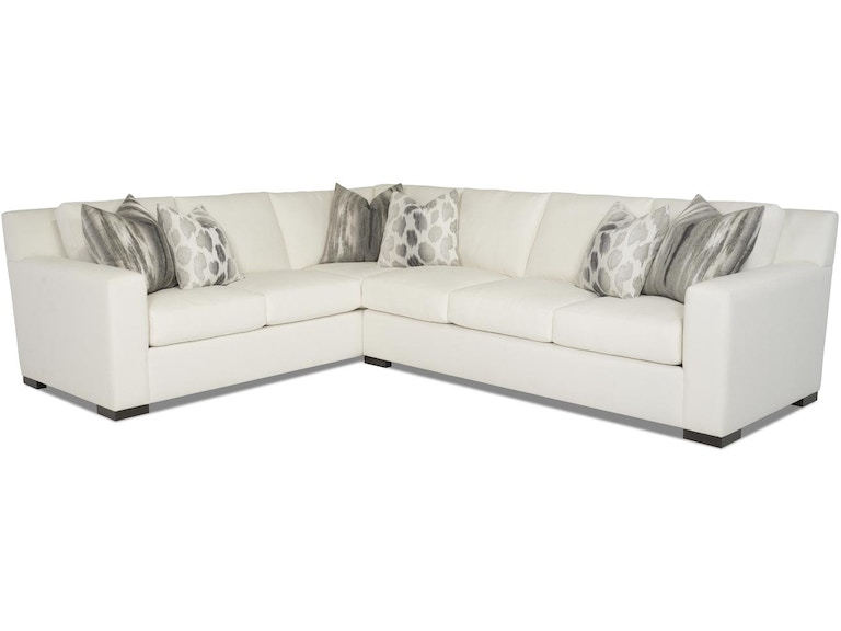 RC Furniture Living Room Phoenix Phoenix 2pc Sectional ...