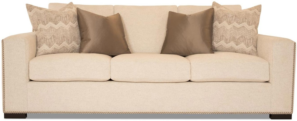 RC Furniture Living Room Phoenix Sofa (With Nails ...