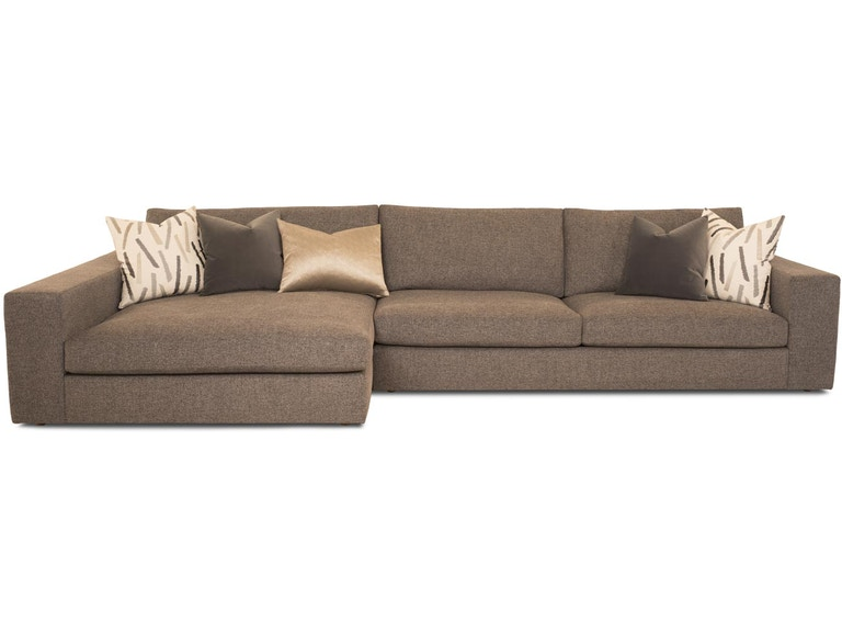 RC Furniture Living Room Sicario Sectional - Thomasville of ...