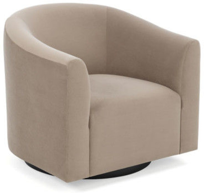 RC Furniture Living Room Timothy Swivel Chair