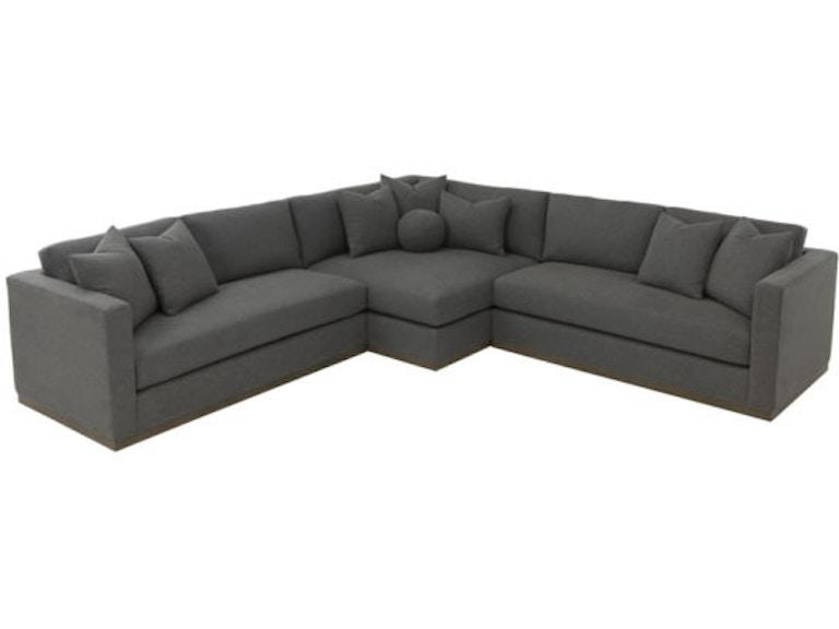 RC Furniture Living Room Zuma (Wood Base) Sectional - Noel ...