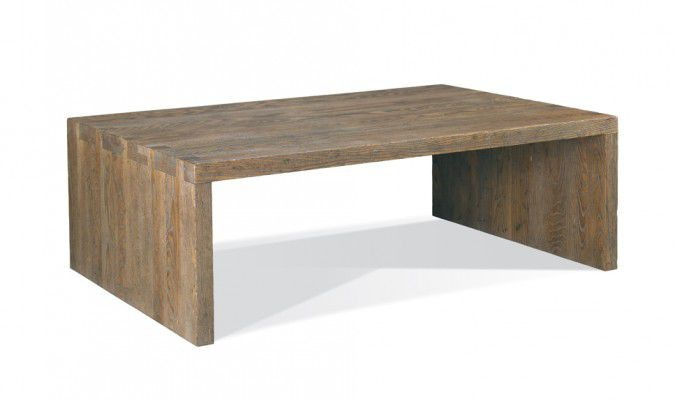 CTH Sherrill Occasional Cocktail Table 215 820
