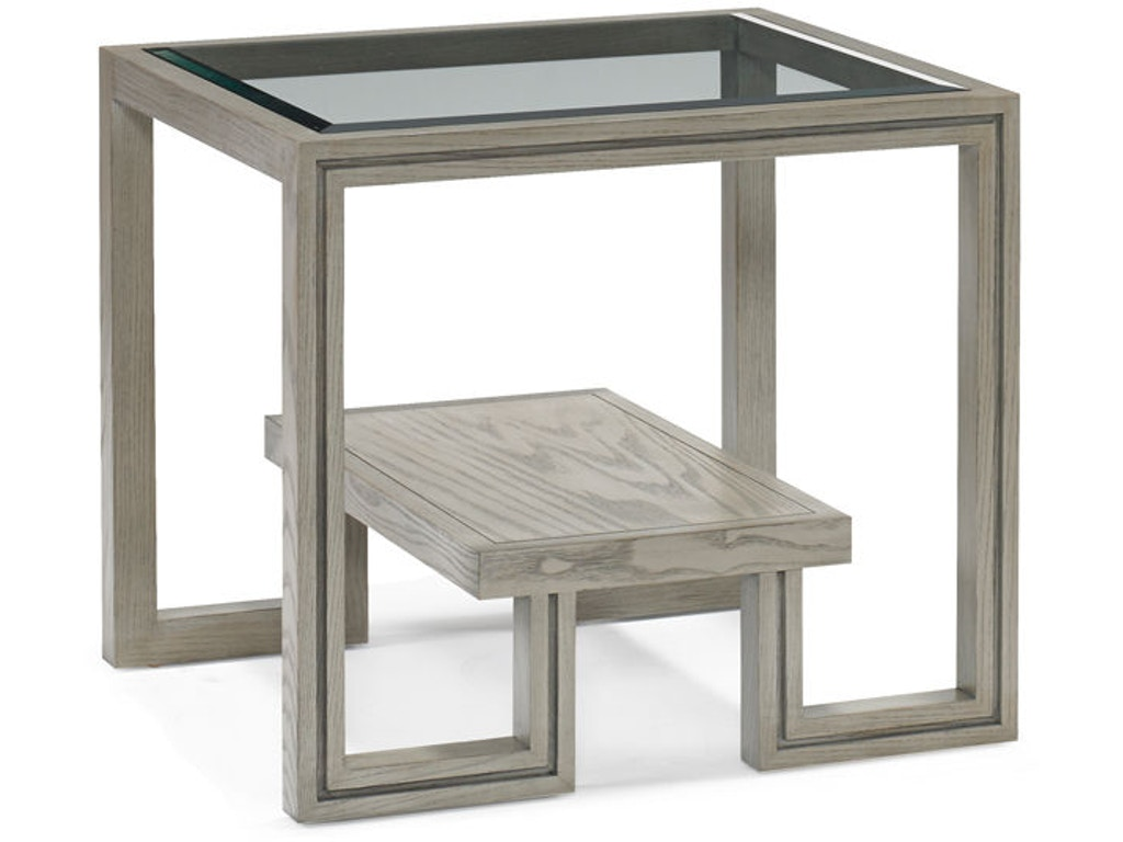 Cth sherrill occasional living room square end table 224 for P square living room