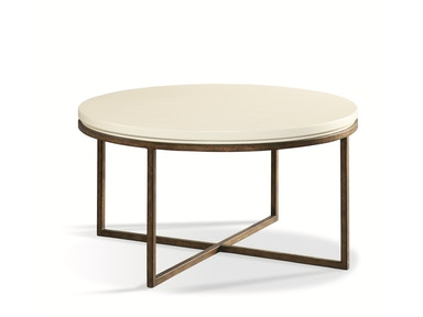 CTH-Sherrill Occasional Round Cocktail Table 322-830-34