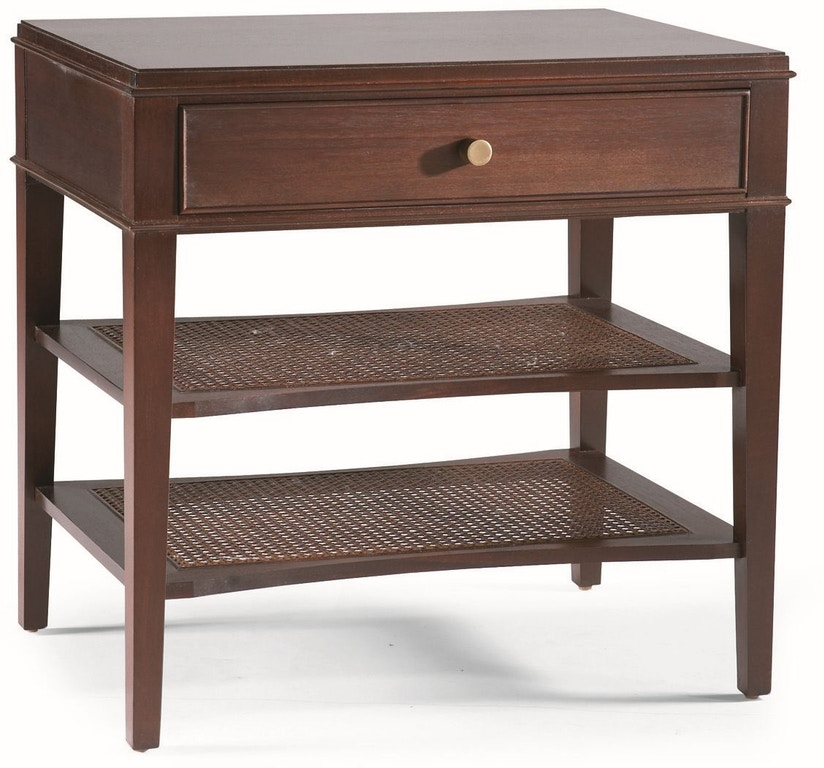Cth Sherrill Occasional Living Room Drawer End Table 330 975 Louis