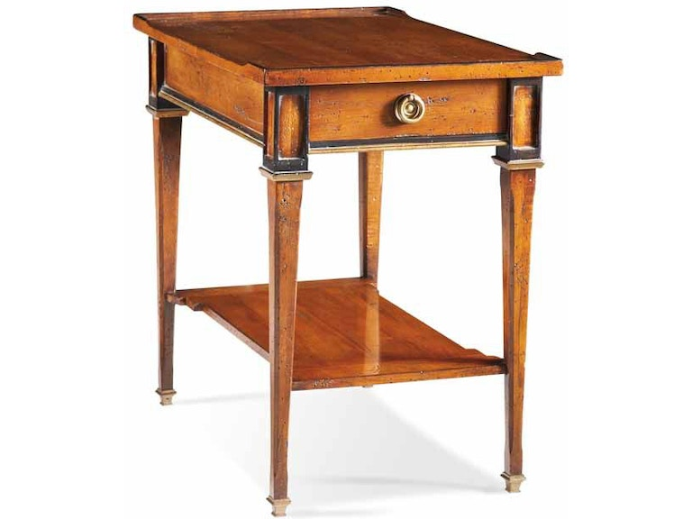 Cth Sherrill Occasional Small Side Table Ct730810 From Walter E Smithe Furniture Design