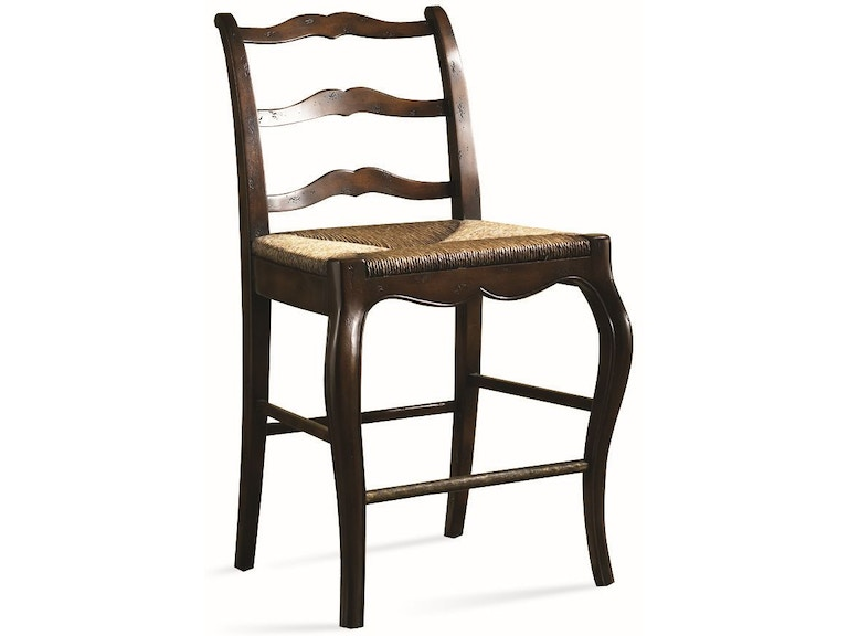 Cth Sherrill Occasional Rush Seat Counter Stool Ct853003 From Walter E Smithe Furniture