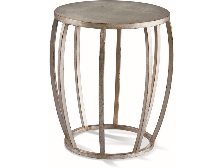 Cth Sherrill Occasional Drum End Table Ctm5998 From Walter E Smithe Furniture Design