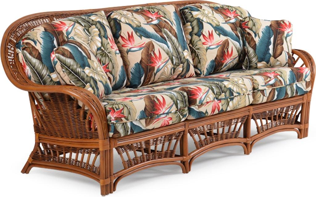 Pleasant Watermark Living Living Room Sofa Pecan Glaze Satin Machost Co Dining Chair Design Ideas Machostcouk