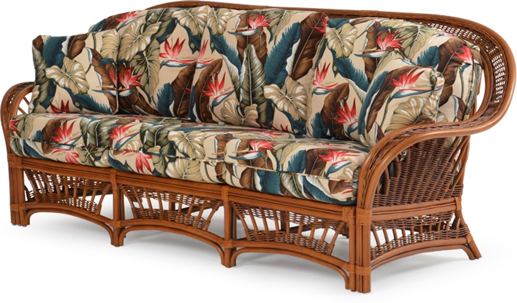 Incredible Watermark Living Living Room Loveseat Pecan Glaze Satin Machost Co Dining Chair Design Ideas Machostcouk