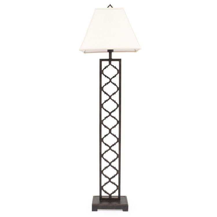 Watermark Living Cast Style Floor Lamp ISLAOUT661FL