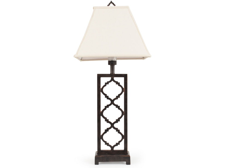 Watermark Living Outdoor Patio Cast Style Outdoor Table Lamp