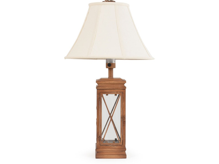 Watermark Living Palm Tree And Cross Table Lamp Islaout691tl