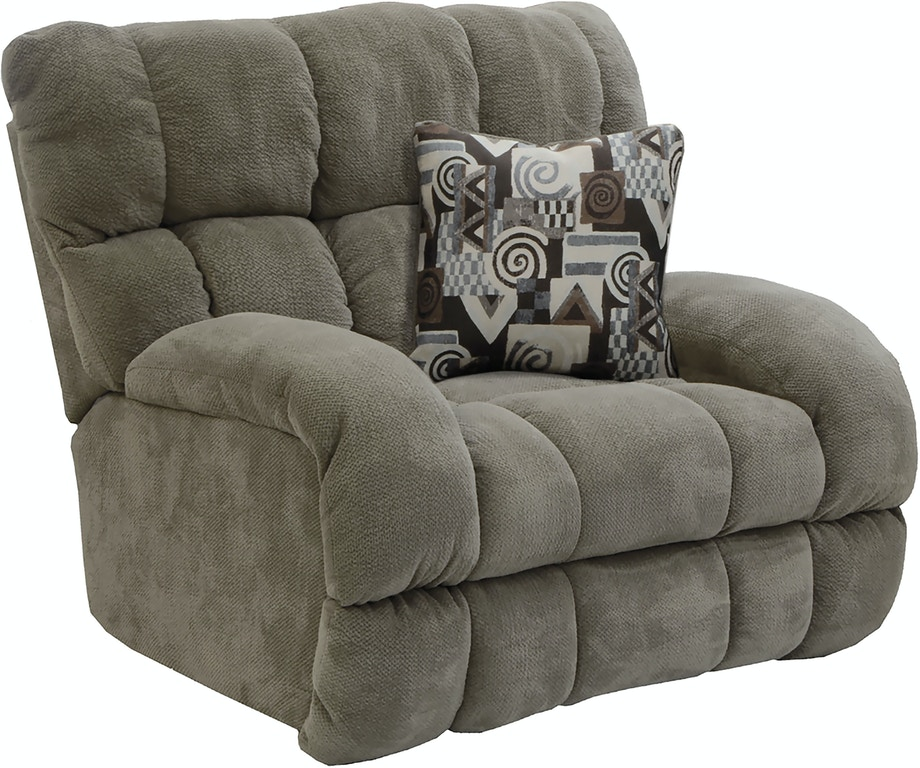 Astounding Catnapper Furniture Living Room Lay Flat Recliner 17607 Dailytribune Chair Design For Home Dailytribuneorg
