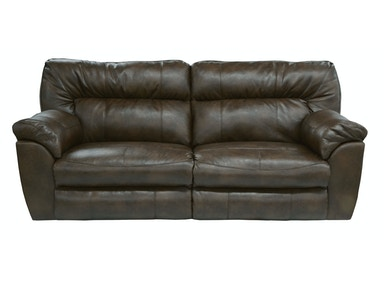 Extra Wide Reclining Sofa 4041