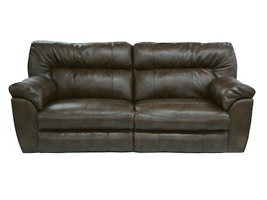 Catnapper Furniture Extra Wide Reclining Sofa 4041