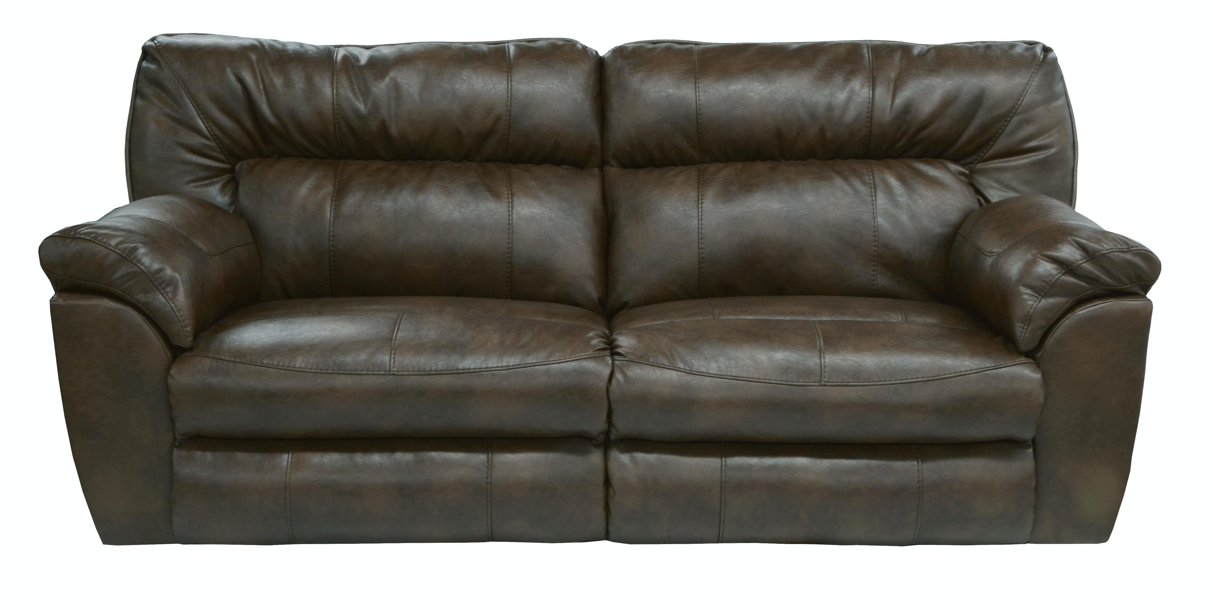 Catnapper Furniture Extra Wide Reclining Sofa 4041