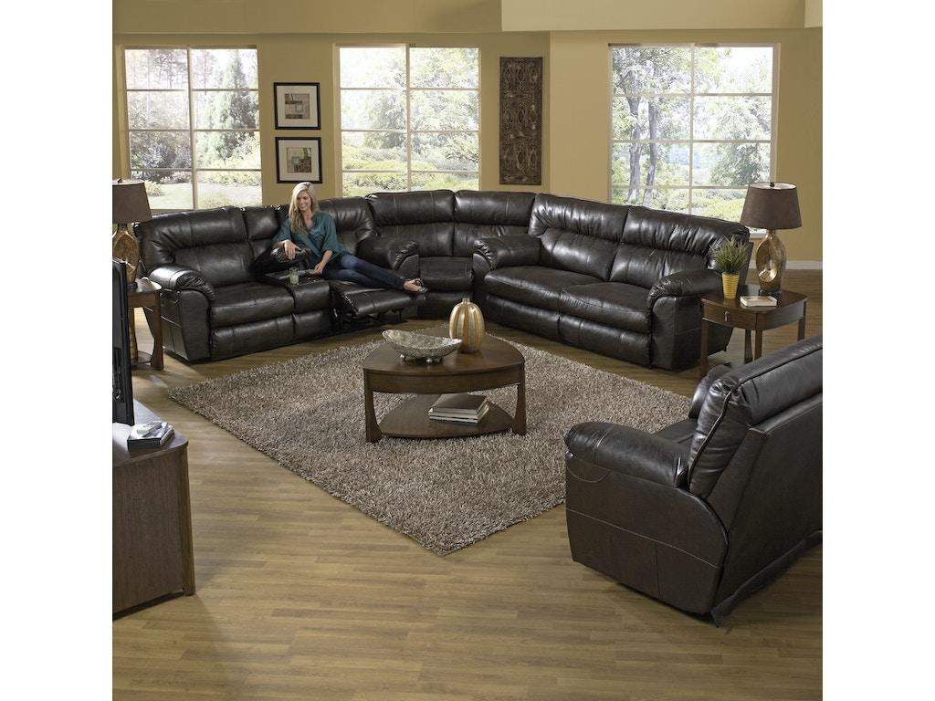 Catnapper Furniture Living Room Wedge 4048 B F Myers