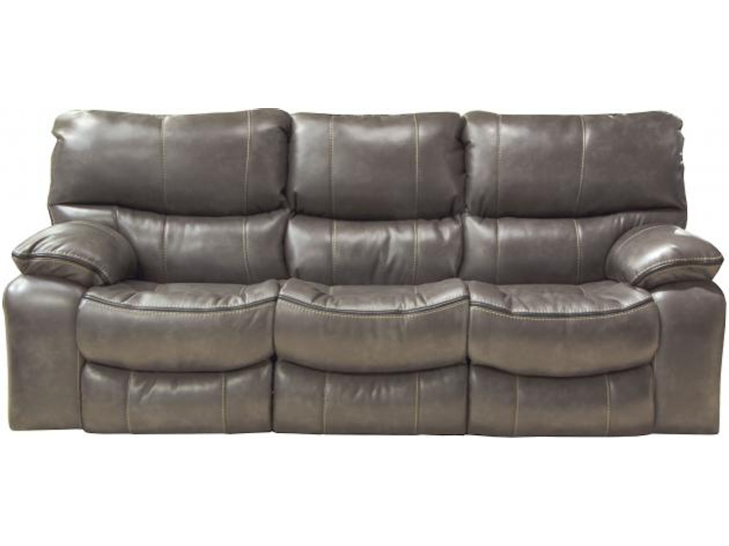Catnapper furniture living room lay flat reclining sofa for Catnapper gibson chaise recliner