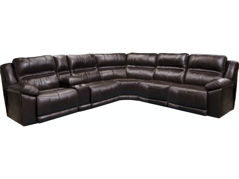 Phenomenal Catnapper Furniture Living Room Bergamo Sectional 418 Pabps2019 Chair Design Images Pabps2019Com