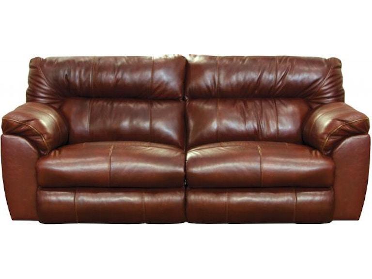 Catnapper Furniture Living Room Power Lay Flat Reclining Sofa 64341