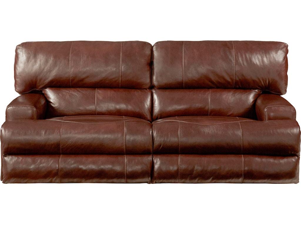 Catnapper Furniture Living Room Lay Flat Reclining Sofa