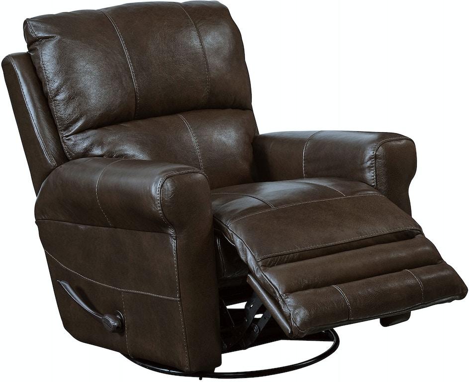 Groovy Catnapper Furniture Living Room Swivel Glider Recliner 47665 Creativecarmelina Interior Chair Design Creativecarmelinacom