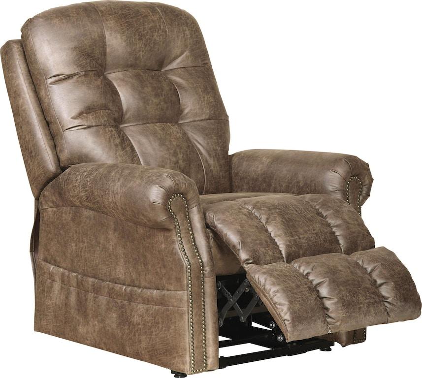 Pleasant Catnapper Furniture Living Room Power Lift Lay Flat Recliner Dailytribune Chair Design For Home Dailytribuneorg