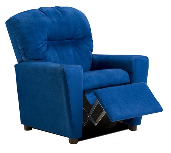 Kidz World Furniture Recliner With Cup Holder 1300 Recliner Generic  Furniture
