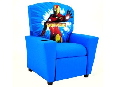 Kidz World Furniture Iron Man Recliner 1300-Recliner-Iron Man